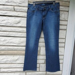 Old Navy  Blue Jeans,bootcut, size 10